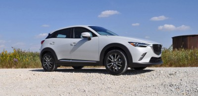 2016 Mazda CX-3 GT Review 29