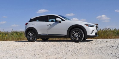 2016 Mazda CX-3 GT Review 30