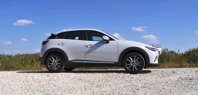 2016 Mazda CX-3 GT Review 31