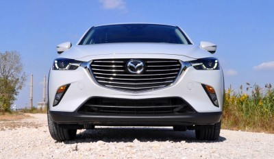 2016 Mazda CX-3 GT Review 3
