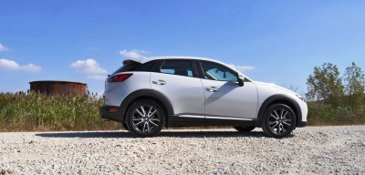 2016 Mazda CX-3 GT Review 33