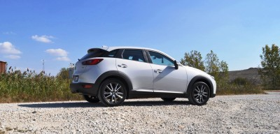 2016 Mazda CX-3 GT Review 34