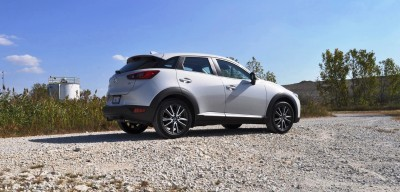 2016 Mazda CX-3 GT Review 35