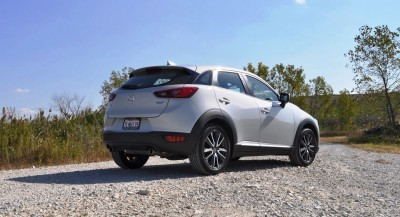 2016 Mazda CX-3 GT Review 36