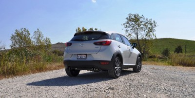 2016 Mazda CX-3 GT Review 37