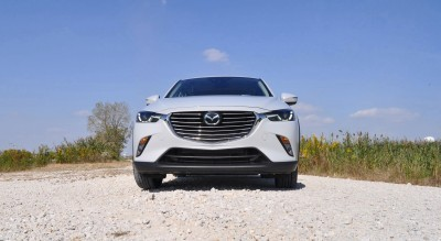 2016 Mazda CX-3 GT Review 4