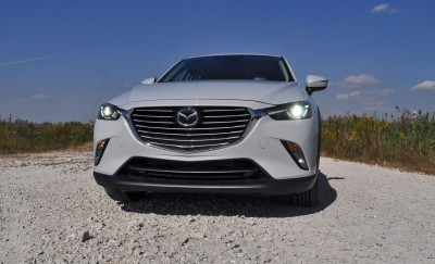 2016 Mazda CX-3 GT Review 48