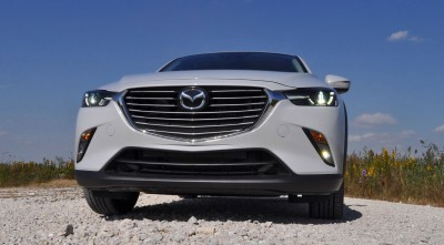 2016 Mazda CX-3 GT Review 50