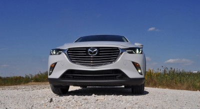 2016 Mazda CX-3 GT Review 52