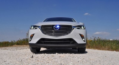 2016 Mazda CX-3 GT Review 53