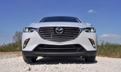 2016 Mazda CX-3 GT Review 54