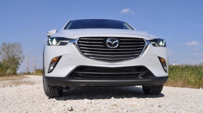 2016 Mazda CX-3 GT Review 55