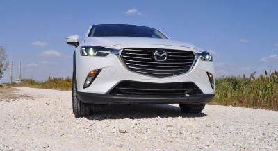 2016 Mazda CX-3 GT Review 58