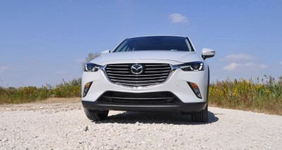 2016 Mazda CX-3 GT Review 6