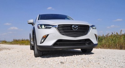 2016 Mazda CX-3 GT Review 60