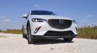 2016 Mazda CX-3 GT Review 61
