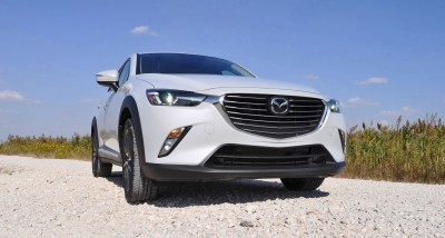 2016 Mazda CX-3 GT Review 62
