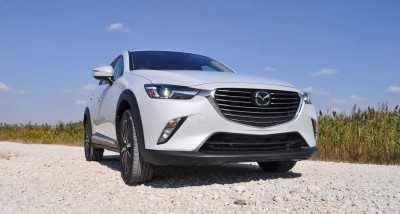 2016 Mazda CX-3 GT Review 63