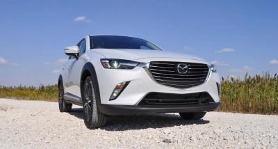 2016 Mazda CX-3 GT Review 63