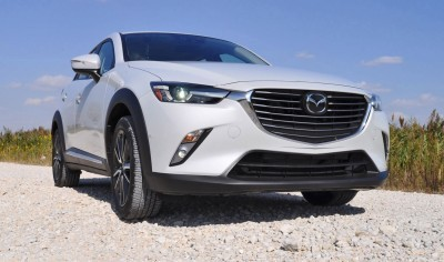 2016 Mazda CX-3 GT Review 64