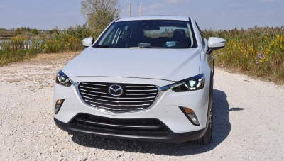 2016 Mazda CX-3 GT Review 67