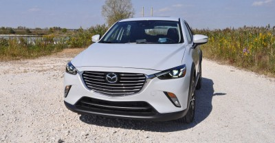 2016 Mazda CX-3 GT Review 68