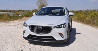 2016 Mazda CX-3 GT Review 68