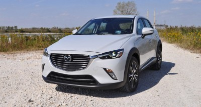 2016 Mazda CX-3 GT Review 69