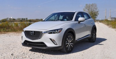 2016 Mazda CX-3 GT Review 70