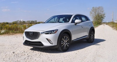 2016 Mazda CX-3 GT Review 71