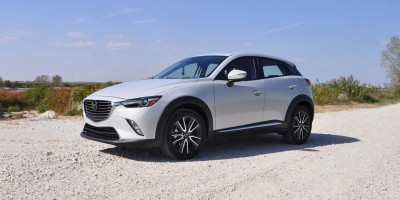 2016 Mazda CX-3 GT Review 72