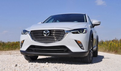 2016 Mazda CX-3 GT Review 8