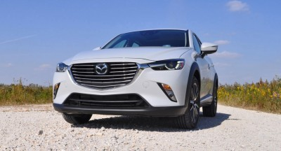 2016 Mazda CX-3 GT Review 9