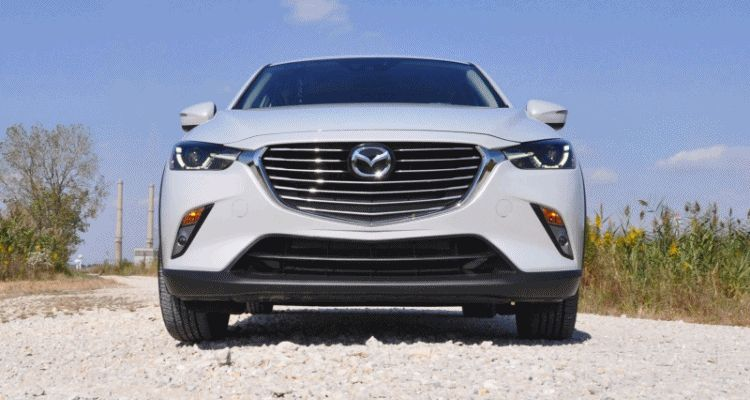 2016 Mazda CX-3 GT Review
