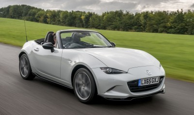 2016 Mazda MX-5 Recaro Edition 1