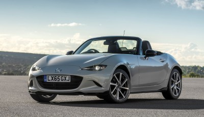 2016 Mazda MX-5 Recaro Edition 10
