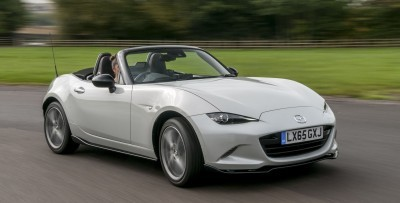 2016 Mazda MX-5 Recaro Edition 2