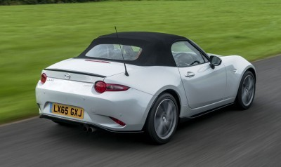 2016 Mazda MX-5 Recaro Edition 3