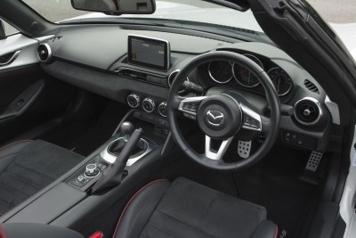 2016 Mazda MX-5 Recaro Edition 5