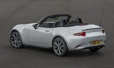 2016 Mazda MX-5 Recaro Edition 8