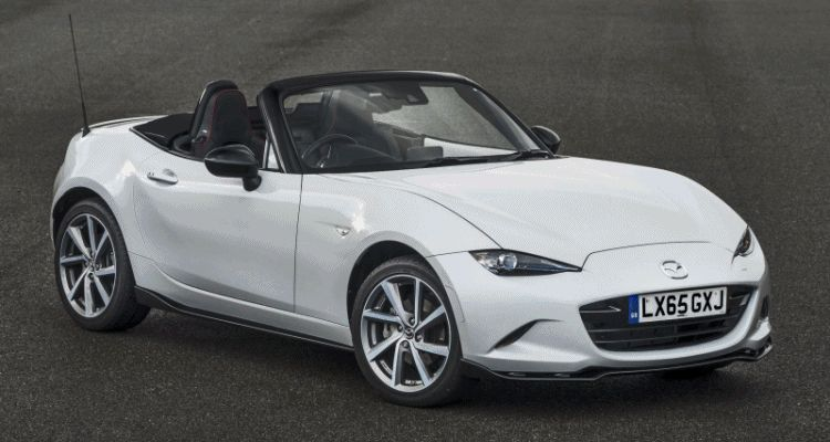 2016 Mazda MX-5 Recaro Edition