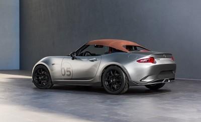 2016 Mazda MX-5 Spyder Versus MX-5 Speedster Concepts 11