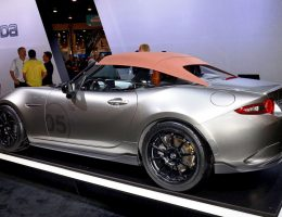 2016 Mazda MX-5 Spyder Versus MX-5 Speedster Concepts! Vote Your Pick