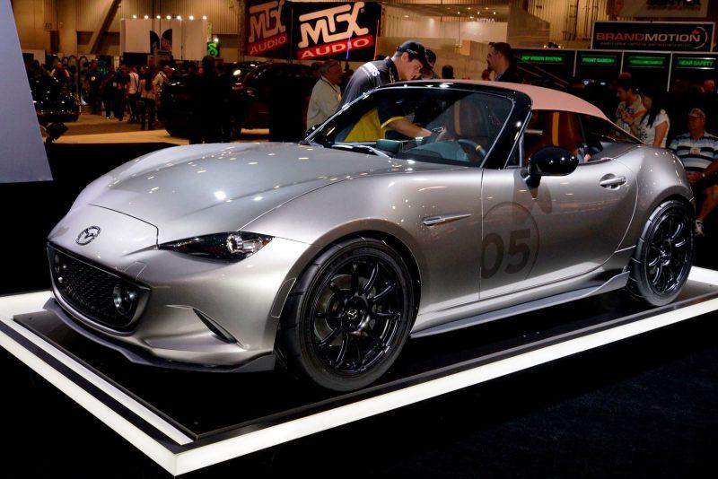 2016 Mazda MX-5 Spyder Versus MX-5 Speedster Concepts 35