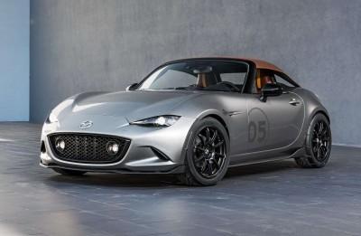2016 Mazda MX-5 Spyder Versus MX-5 Speedster Concepts 36