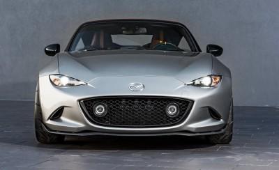 2016 Mazda MX-5 Spyder Versus MX-5 Speedster Concepts 7