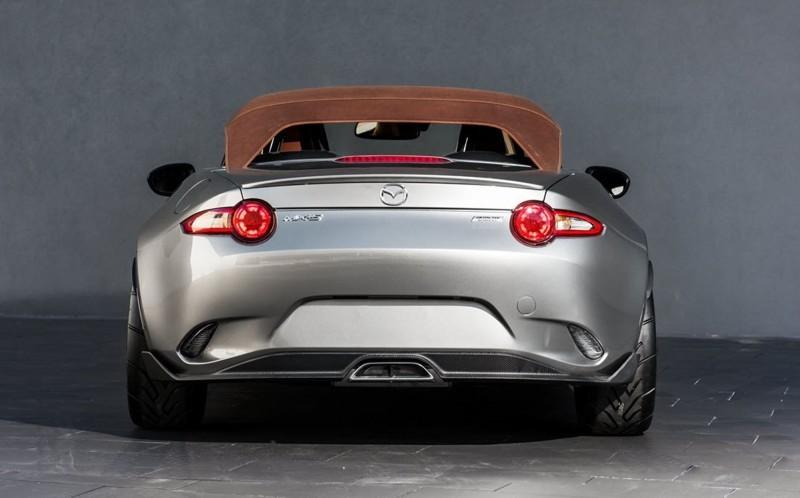 2016 Mazda MX-5 Spyder Versus MX-5 Speedster Concepts 8