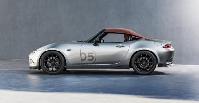 2016 Mazda MX-5 Spyder Versus MX-5 Speedster Concepts 9
