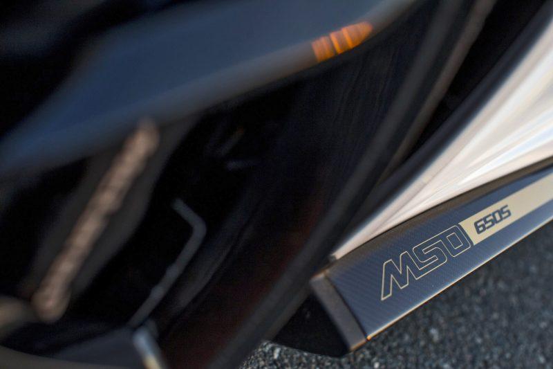 2016 McLaren 650S Spider Al Sahara 79 by MSO 12
