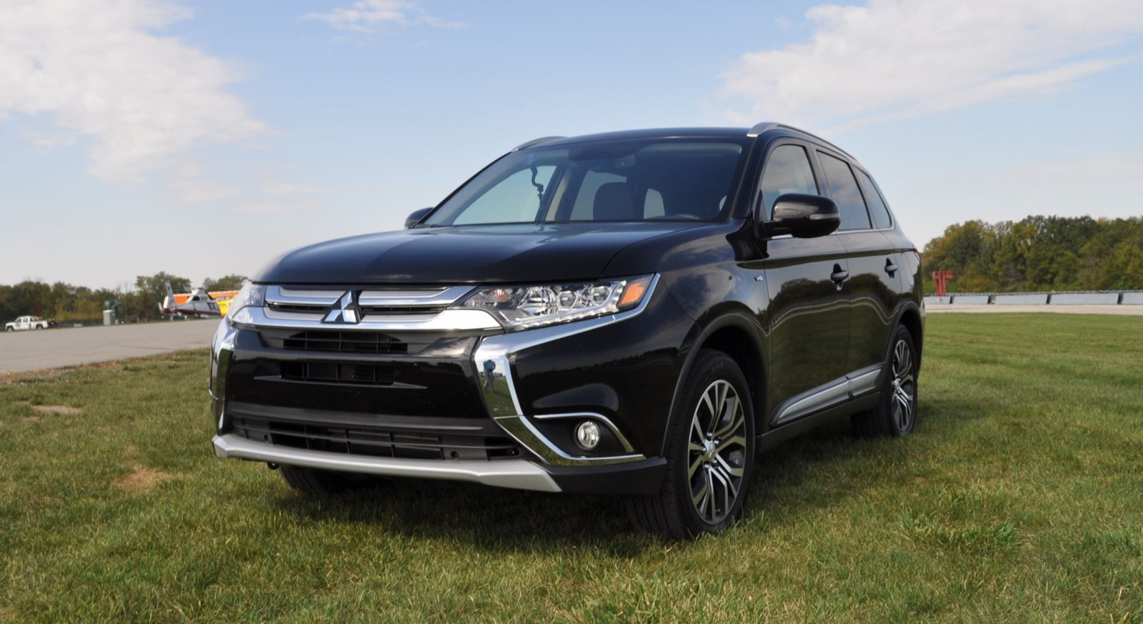 Nissan Frontier Pro 4X >> 2016 Mitsubishi Outlander 3.0 GT S-AWC Review